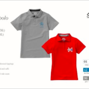 Polo's borduren met logo